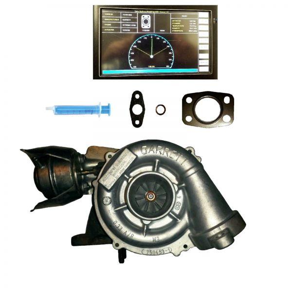 Turbolader 1.6 HDI TDCI 109 PS 80KW Ford Citroen Peugeot Volvo Mazda Mini