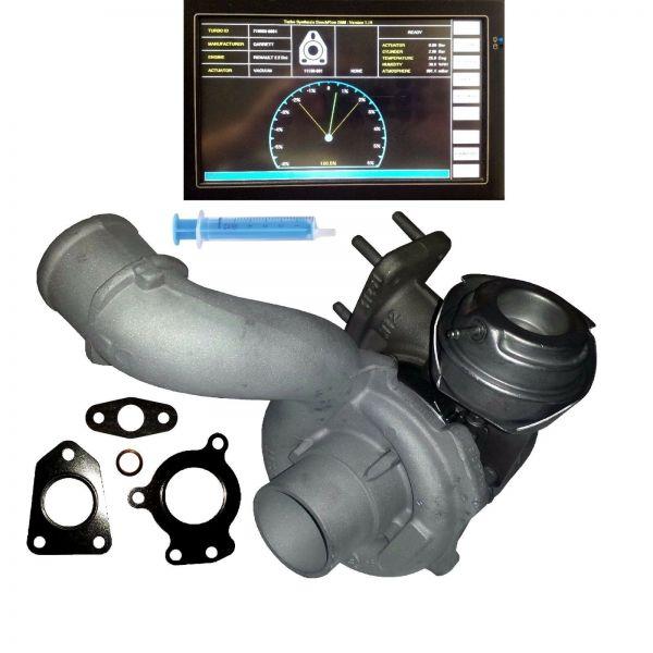 Turbolader 2,2 DCI 110 KW, 150 PS RENAULT LAGUNA ESPACE VEL SATIS AVANTIME