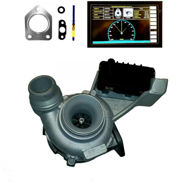 Turbolader ABGAS TURBO LADER BMW 116 118 316 318d sDrive xDrive18d 11657810190