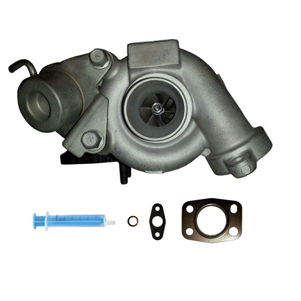 Turbolader Citroen Fiat Ford Peugeot 1,6 HDI TDCI 55, 66 KW, 75, 90 PS