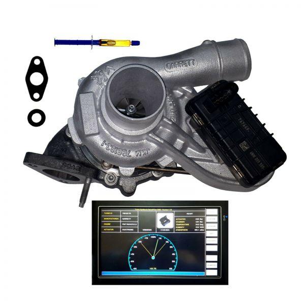 Turbolader Citroen Jumper, Fiat Ducato, Peugeot Boxer, 2.2 HDI, 2.2 D, 74-110 kW