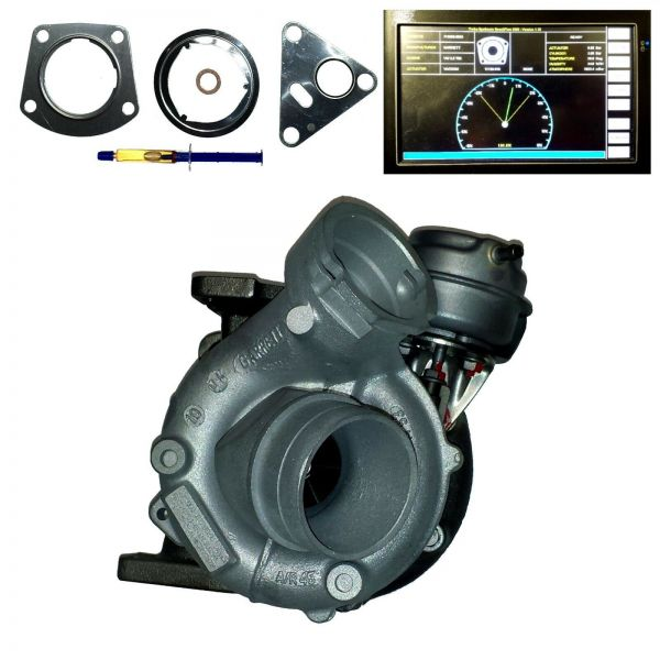 Turbolader VW Touareg 2.5 R5 TDI 128KW 174PS 120KW 163PS 716885 BAC BLK