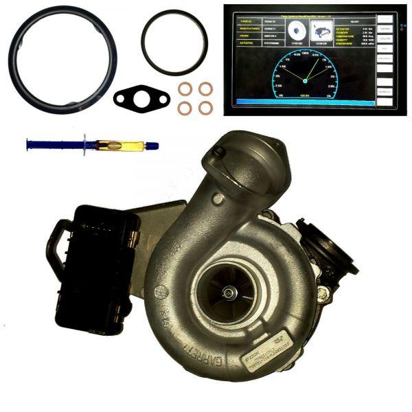 Turbolader BMW 3er E90 E93 E92 E91 325 330 d xd 145KW 197PS 170KW 231PS