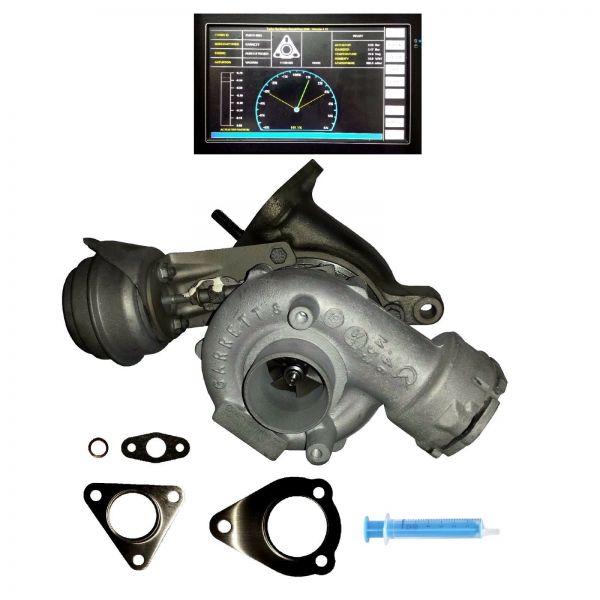 Turbolader Audi VW 2.0 TDI 103 KW 140 PS mit DPF 03G145702K 03G145702L 758219