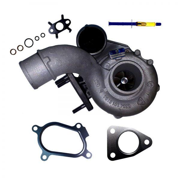Turbolader Opel Movano, Renault Master, Nissan interstar 2.5 dCi CDTI 8200036999