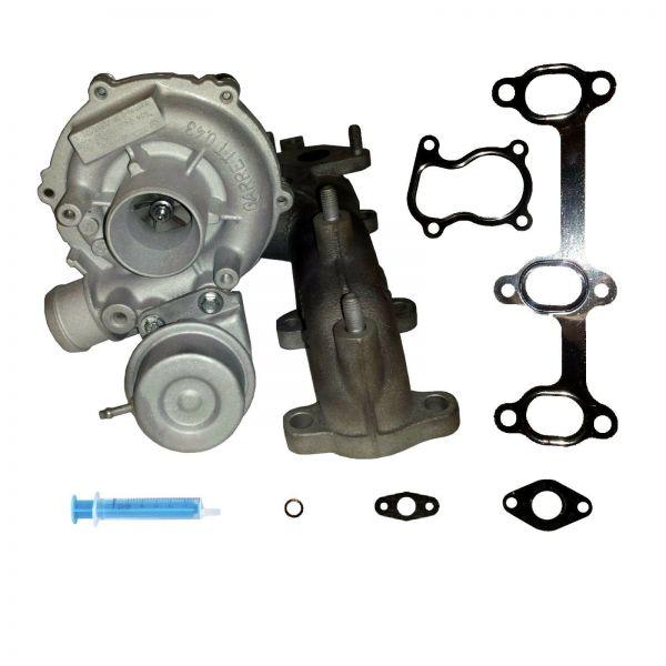 Turbolader AUDI SEAT SKODA VW 1.4 TDI BAY BNM AMF BNV 51 55 59 KW / 70 75 80 PS