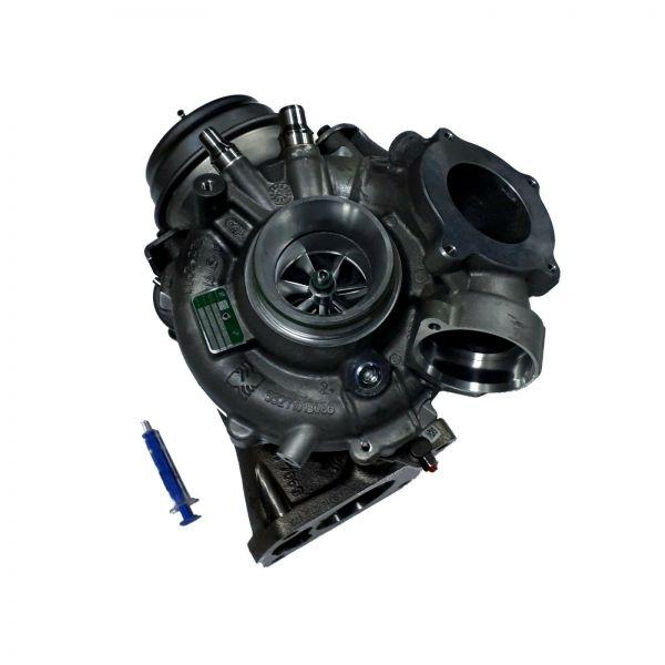 Bi-Turbolader große Stufe BMW 335 435 535 640 740 d xDrive X3 X4 X5 X6 230 KW