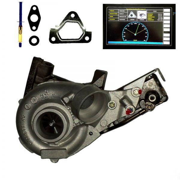 Turbolader Mercedes-Benz C-, E-Klasse 200 220 CDI 100KW 136PS 125KW 170PS
