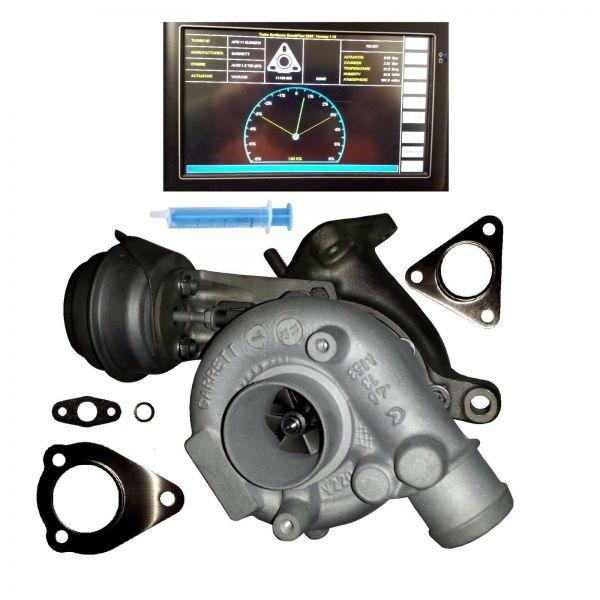 Turbolader AUDI VW 1,9 TDI 66 74 81 85 KW 90 101 110 115 PS AHH AFN AVG AJM BKE