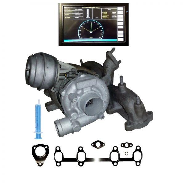 Turbolader Audi Ford Seat Skoda VW 1.9 TDI ALH AHF AJM AUY 90 100 110 115 PS
