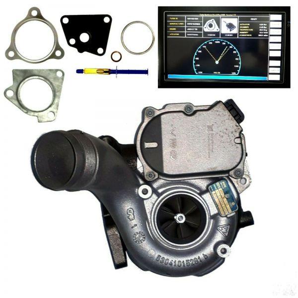 Turbolader Audi A4 B7 A6 C6 2,7 TDI BPP BSG 163/180 PS 120/132KW, 059145715E