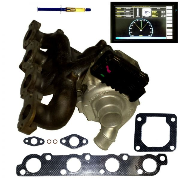 Turbolader Ford Mondeo Jaguar X-Type 2.0 16V TDDi / TDCi 85KW 115PS 96KW 130PS