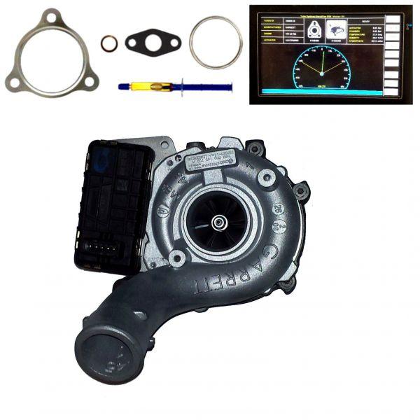 Turbolader AUDI PORSCHE VW 3.0 TDI V6 155 171 176 KW, 211 233 240 PS, 769909