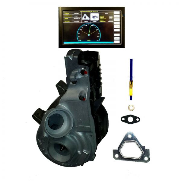 Turbolader Mercedes Benz MB W211 S211 E270 T CDI 130 KW 177 PS A647090018080