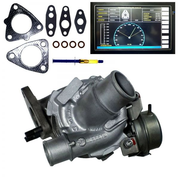 TURBOLADER Toyota Corolla Yaris 1.4 D, D-4D, 55 66 KW, 75 90 PS, 766259, 758870
