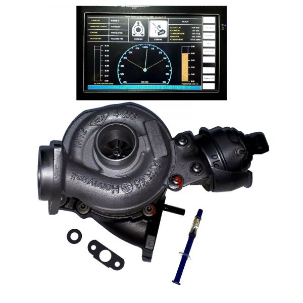 Turbolader Audi A4 A5 A6 Q5, Seat Exeo ST, 88 100 105 110 KW, 120 136 143 150 PS