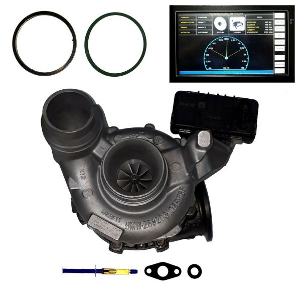 Turbolader BMW 3 5 7 X5 X6, 2.5d 3.0D, 150 155 173 180 KW, 204 211 235 245 PS