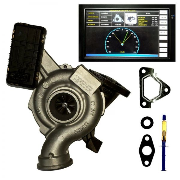 Turbolader ABGAS TURBO LADER MERCEDES-BENZ 211 311 511 CDI 80kW 109PS 759688