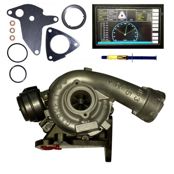 Turbolader VW T5 2.5 TDI 070145701R 760698 CARAVELLE 96KW 130PS BNZ BDZ