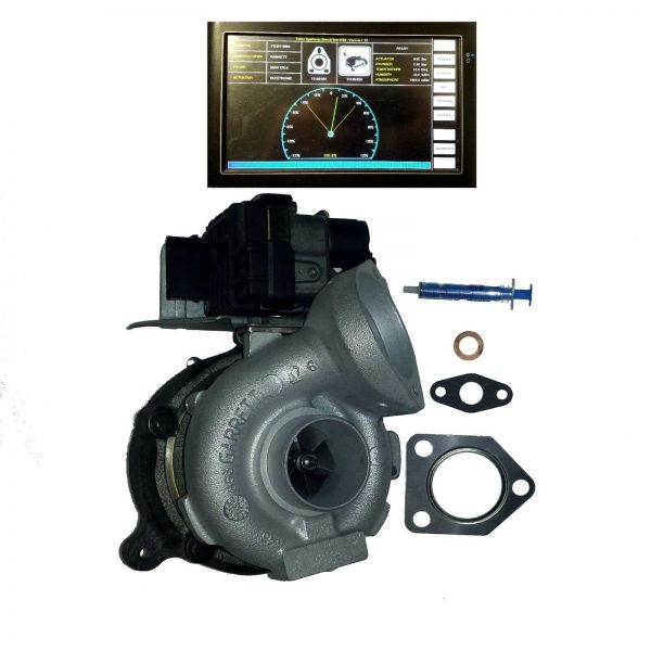 Turbolader BMW 7790992H 320d Cd E46 110KW 150PS Euro-4 731877