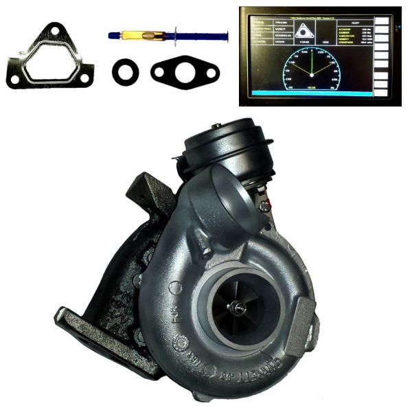 TURBOLADER MERCEDES-BENZ E M ML 270 T CDI W210 S210 W163 125kW 170PS 120kW 163PS