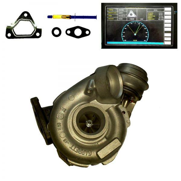 Turbolader MERCEDES-BENZ E-KLASSE 200 220CDI 85 105kW, 116 143PS, 709835, 704412